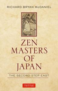 Zen Masters of Japan Front Cover