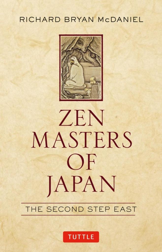 Zen Masters of Japan Front Cover